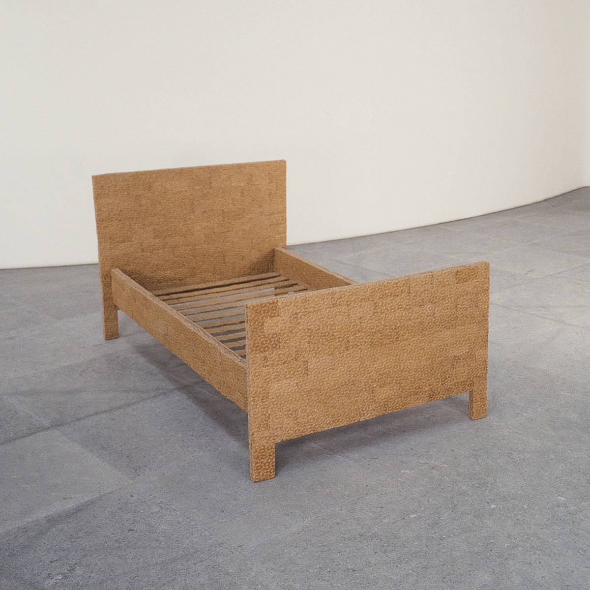 Alice Musiol - Bett - 1999