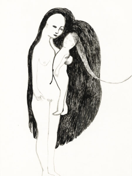 Alice Musiol - Große Frau, Kleine Frau - 2006