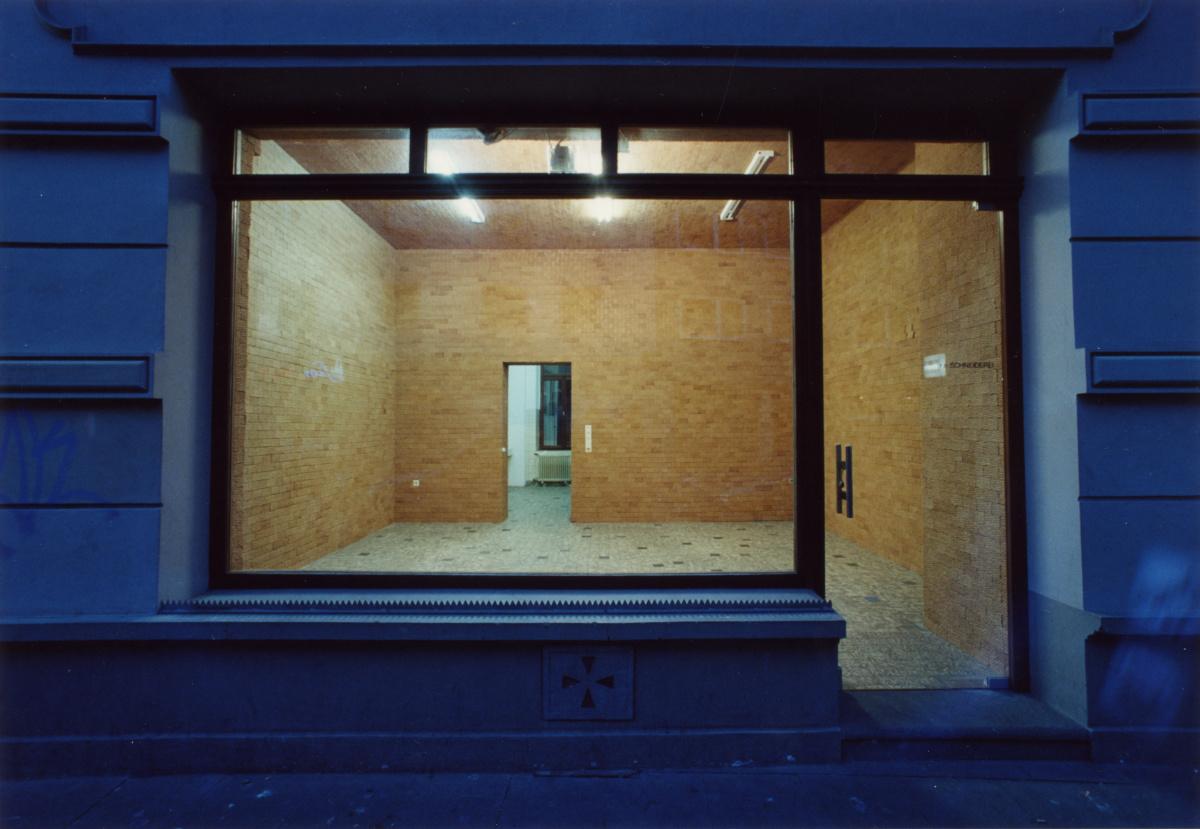 Alice Musiol - Kontor In Der Schneiderei 2002