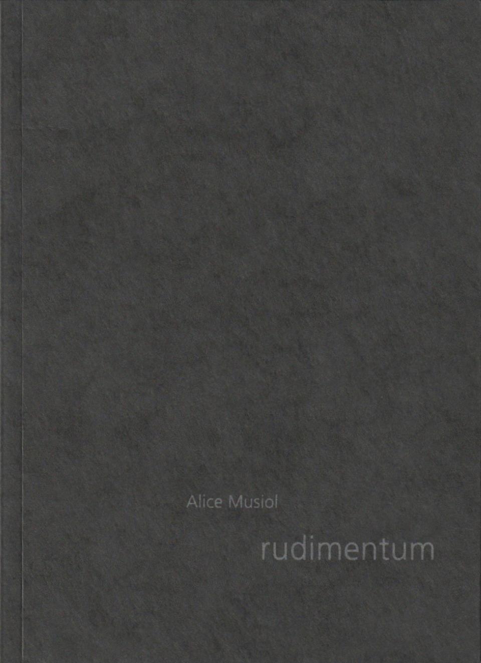 rudimentum Katalog 2008